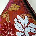 Kenzo floral corduroy sleeve to fit MacBook Pro 13 £29.00 plus £3.50 p&p (Orange)