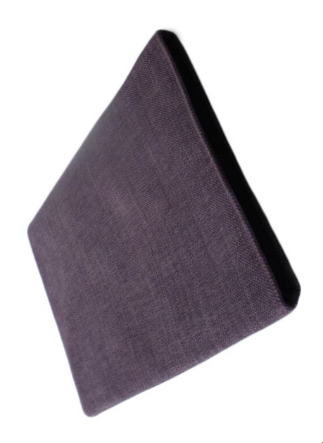 Wrappers MacBook 12 inch cover Linen/Mulberry £22.00 plus £3.50 p&p