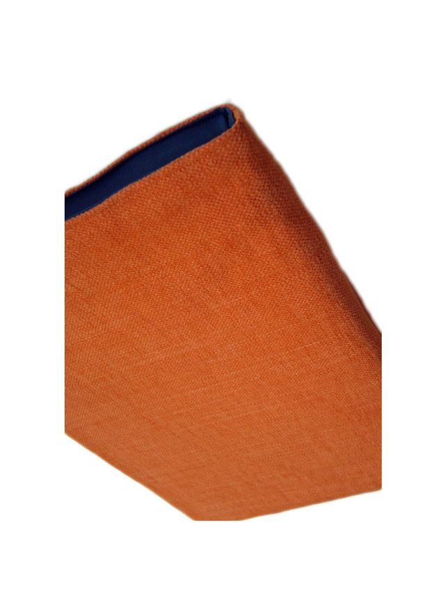 Wrappers MacBook 12 inch cover Linen/Tangerine £22.00 plus £3.50 p&p