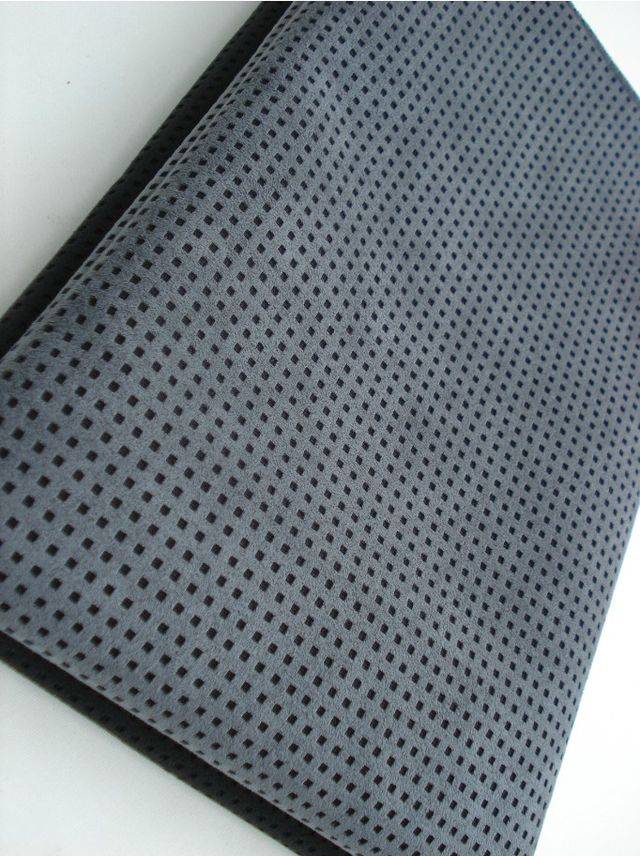 Wrappers MacBook 12 inch cover Alcantara/Grey £41.00 plus £3.50 p&p
