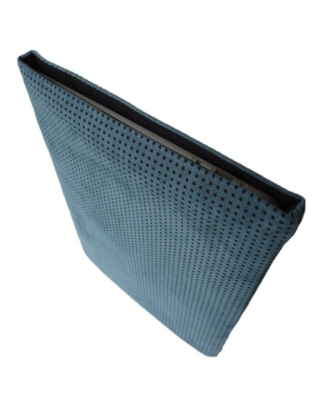 Wrappers MacBook 12 inch cover Alcantara/Sky Blue £41.00 plus £3.50 p&p