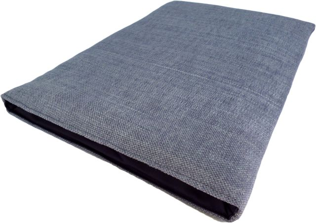 Wrappers MacBook 12 inch cover Linen/Silver Grey £22.00 plus £3.50 p&p