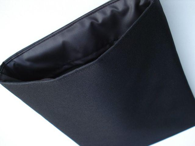 Wrappers MacBook 12 inch cover Cordura/Black/Black £19.00 plus £3.50 p&p