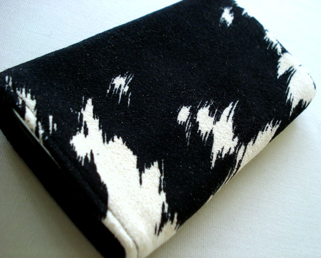 Ultrasuede Cowhide sleeve for iPhone 3GS £16.00 plus £3.50 p&p