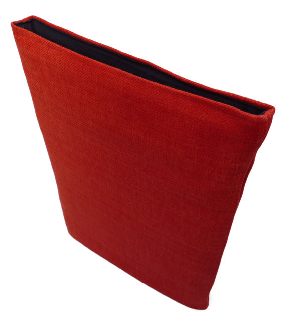 Wrappers Linen Sleeve for MacBook Air 13 & 11 inch (Red)