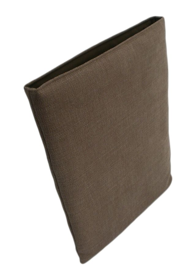 Wrappers Linen Sleeve for MacBook Air 13 & 11 inch (Tan)
