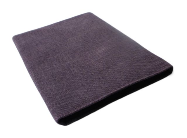 Wrappers Linen Sleeve for MacBook Air 13 & 11 inch (Mulberry)