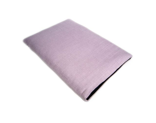 Wrappers Linen Sleeve for MacBook Air 13 & 11 inch (Lilac)