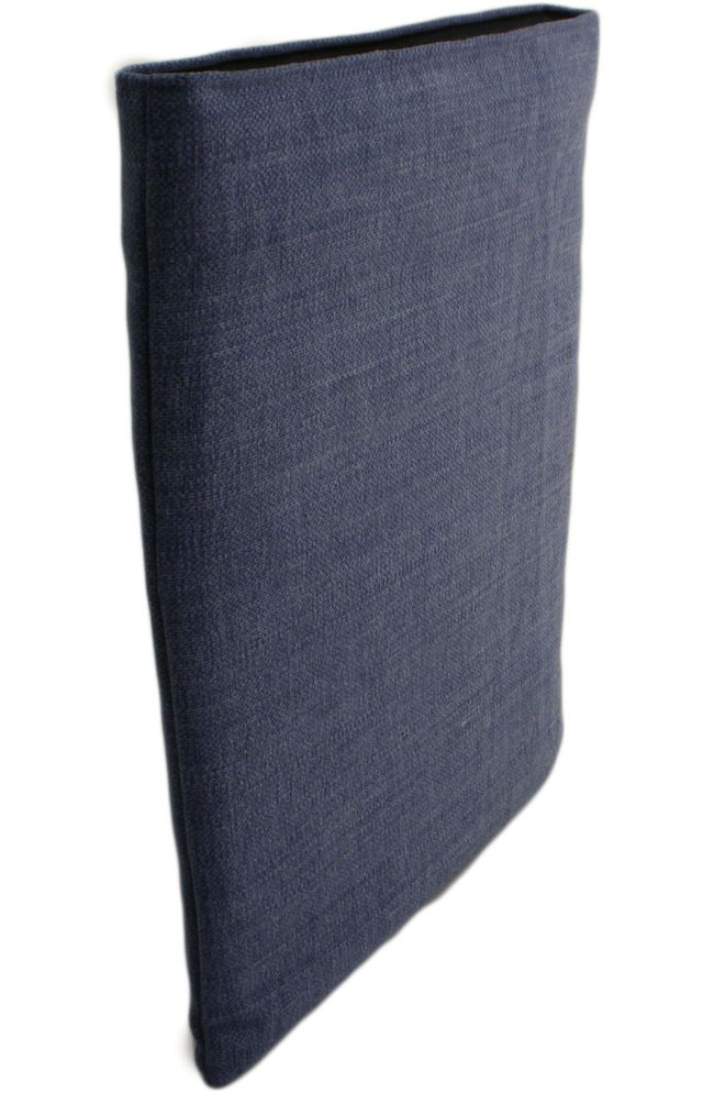 Wrappers Linen Sleeve for MacBook Air 13 & 11 inch (Blue)