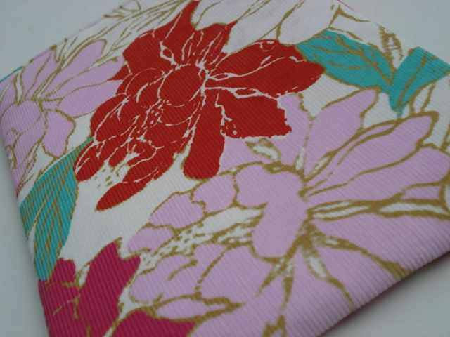 Kenzo floral corduroy sleeve to fit MacBook Pro 13 £29.00 plus £3.50 p&p (White)