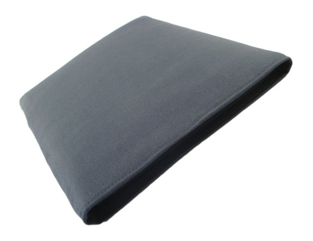 Organic canvas sleeve for MacBook Pro 13 £20.00 plus £3.50 p&p (Grey)