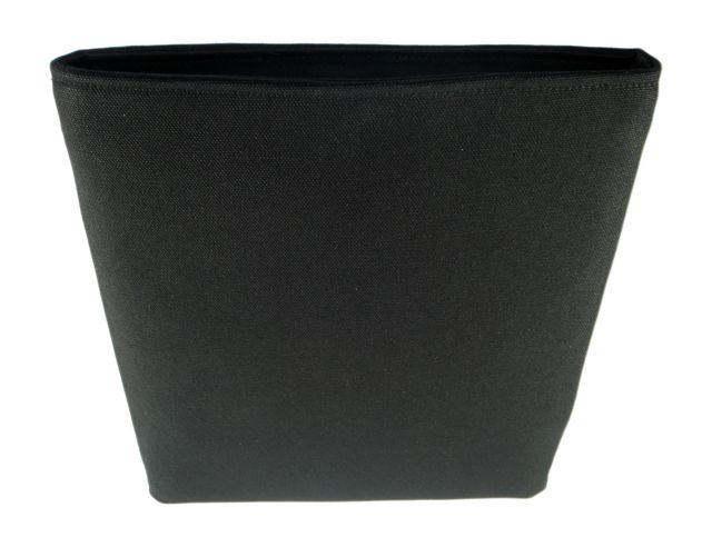 Organic canvas sleeve for MacBook Pro 13 £20.00 plus £3.50 p&p (Black)