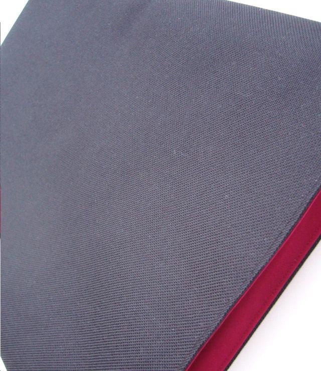 Cordura black sleeve to fit MacBook Pro 13 £18.00 (Cherry red)